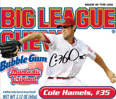 The New Face of Big League Chew